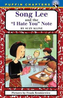 Book Song Lee and the I Hate You Notes by Suzy Kline