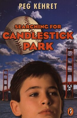 Book Searching For Candlestick Park by Peg Kehret