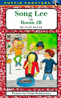 Book Song Lee In Room 2b by Suzy Kline