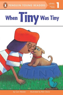 Book When Tiny Was Tiny by Cari Meister