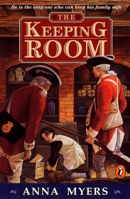 Book The Keeping Room by Anna Myers