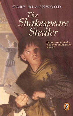 Book The Shakespeare Stealer by Gary Blackwood