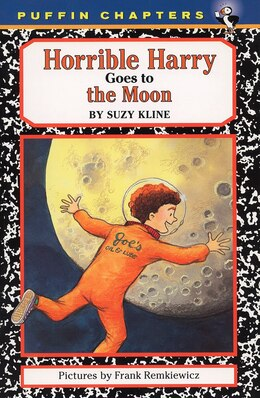 Book Horrible Harry Goes To The Moon by Suzy Kline
