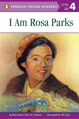 Book I Am Rosa Parks by Rosa Parks