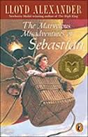 Book The Marvelous Misadventures Of Sebastian by Lloyd Alexander