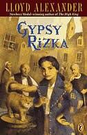 Book Gypsy Rizka by Lloyd Alexander