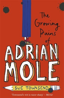 Book The Growing Pains Of Adrian Mole by Sue Townsend