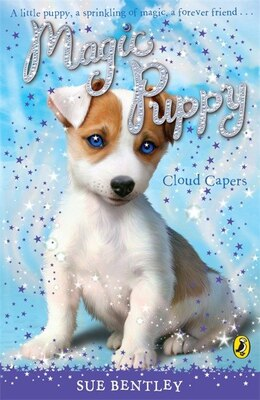 Book Magic Puppy #3 Cloud Capers by Sue Bentley