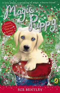 Magic Puppy #9 Snowy Wishes