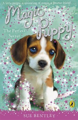Book Magic Puppy The Perfect Secret by Sue Bentley