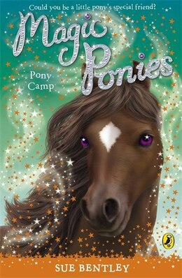 Book Magic Ponies Pony Camp by Sue Bentley