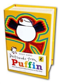 Book Postcards From Puffin: 100 Book Covers In One Box by None