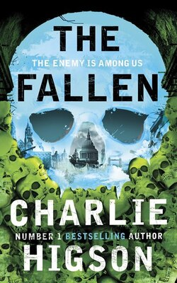 Book The Fallen: The Enemy Is Among Us by Charlie Higson