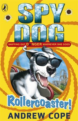Book Spy Dog Roller Coaster by Andrew Cope
