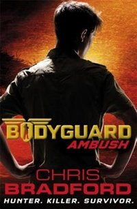 Book Bodyguard Ambush by Chris Bradford