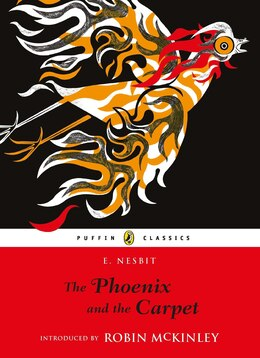 Book The Phoenix And The Carpet by E. Nesbit