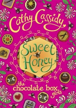Book Chocolate Box Girls Sweet Honey Book 5 by Cathy Cassidy