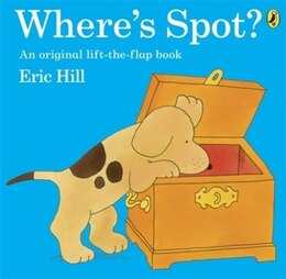 Book Where's Spot? by Eric Hill