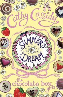 Book Chocolate Box Girls Summer's Dream by Cathy Cassidy