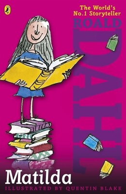 Book Matilda by Roald Dahl