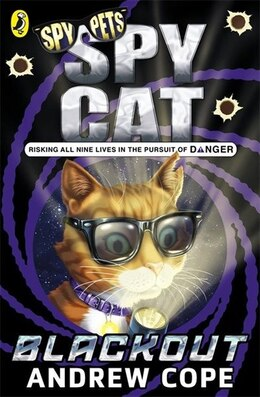 Book Spy Cat 2 Blackout by Andrew Cope