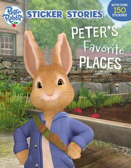 Book Peter's Favorite Places (sticker Stories) by Warne Warne