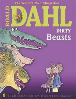 Book Dirty Beasts by Roald Dahl