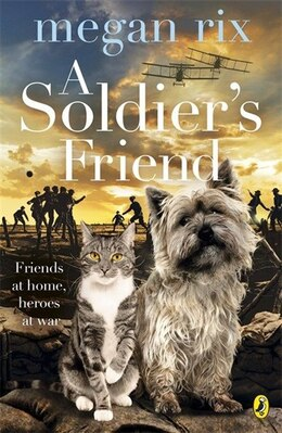 Book A Soldier's Friend by Megan Rix