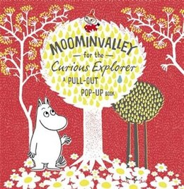 Book Moominvalley For The Curious Explorer by Tove Jansson