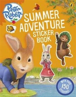 Book Peter Rabbit Animation Summer Adventure Sticker Book by Beatrix Potter
