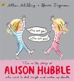 Book Alison Hubble by Allan Ahlberg