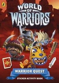 Book Warrior Quest Sticker Activity Book by Unknown Bbc Children's Books