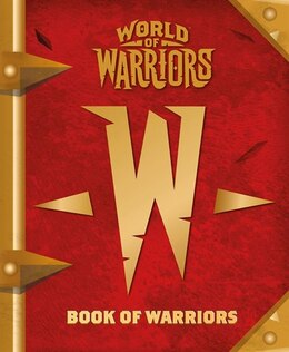 Book World Of Warriors: Book Of Warriors by Puffin