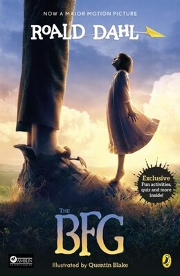 Book The Bfg Movie Tie-in by Roald Dahl