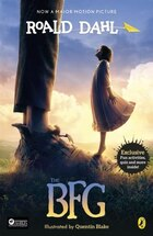 The Bfg Movie Tie-in