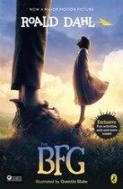 Book The Bfg Movie Tie-in by Roald Dahl