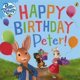 Book Peter Rabbit Animation: Happy Birthday, Peter! by Beatrix Potter