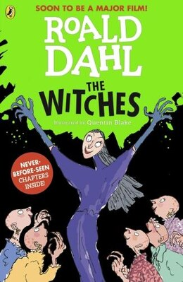 Book The Witches by Roald Dahl