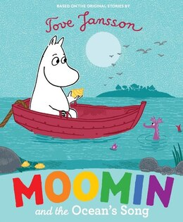 Book Moomin And The Ocean's Song by Tove Jansson