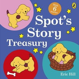 Book Spot's Story Treasury by Eric Hill