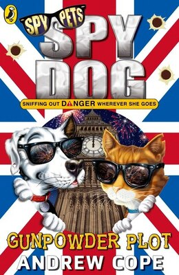 Book Spy Dog 12 by Andrew Cope