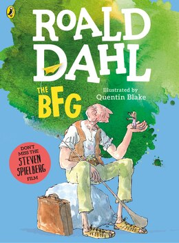 Book The Big Friendly Giant by Roald Dahl
