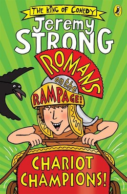 Book Romans On The Rampage: Chariot Champions by Jeremy Strong
