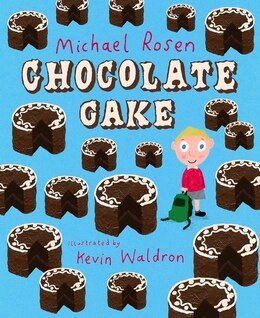 Book Chocolate Cake by Michael Rosen