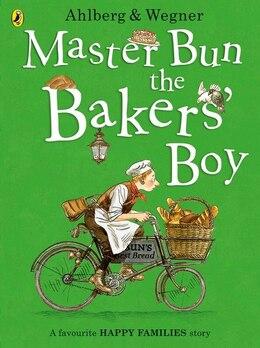Book Master Bun The Bakers' Boy by Allan Ahlberg