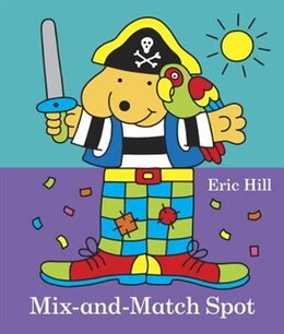 Book Mix-and-match Spot by Eric Hill