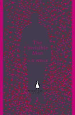 Book Penguin English Library The Invisible Man by H G Wells