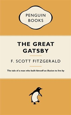 Book The Great Gatsby by F Scott Fitzgerald