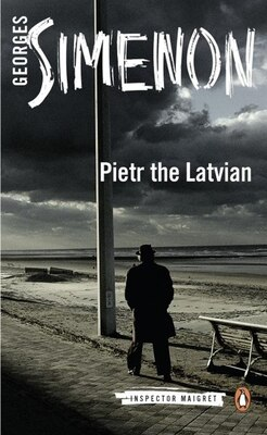 Book Pietr The Latvian by Simenon, Georges