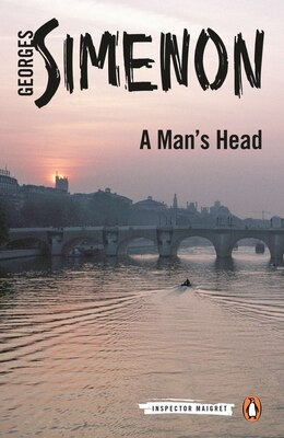 Book A Man's Head by Simenon, Georges